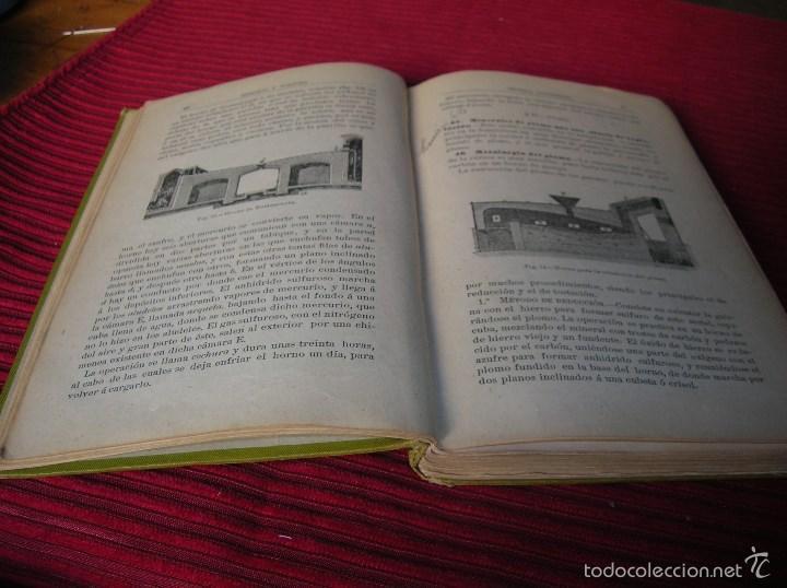 Libros antiguos: Libro. Agricultura y Técnica Agrícola é Industrial.Segunda parte Técnica Industrial - Foto 3 - 58246550