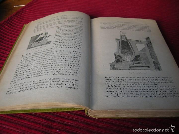 Libros antiguos: Libro. Agricultura y Técnica Agrícola é Industrial.Segunda parte Técnica Industrial - Foto 6 - 58246550