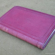 Libros antiguos: MANUEL D´ARBORICULTURE DES INGENIEURS, PARIS 1865.. Lote 58338988