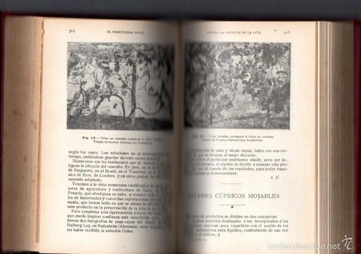 Libros antiguos: RESUMEN DE AGRICULTURA AÑO 1914 - Foto 6 - 46859046