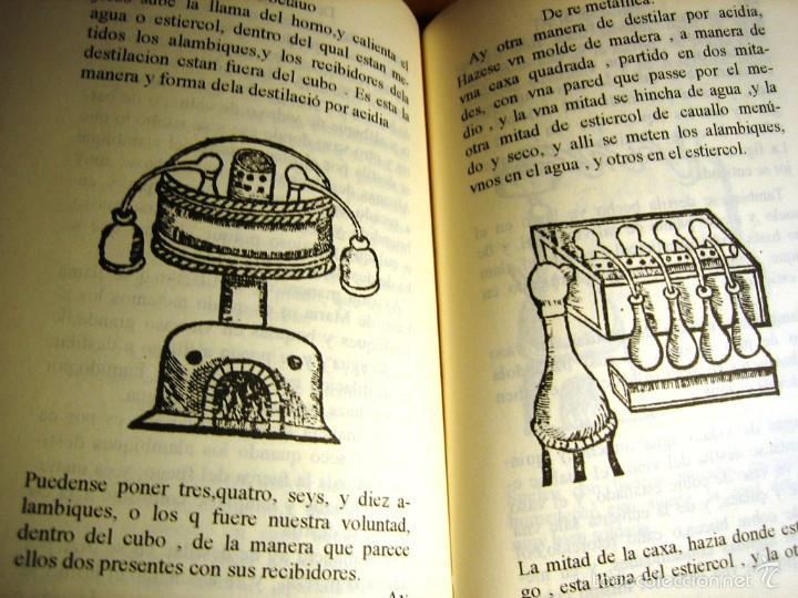 Libros antiguos: DE RE METALICA- Perez de Vargas. Numerado 000375- Consejo Sup. Ingenieros de Minas- - Foto 4 - 59658675