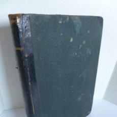 Libros antiguos: TRATADO DE EQUITACIÓN Y NOCIONES DE VETERINARIA (HIDALGO Y TERRÓN) MADRID IMPRENT PEDRO MONTERO 1858. Lote 59781380