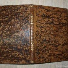 Libros antiguos: MELITÓN MARTÍN. EL NUEVO SISTEMA LEGAL DE PESAS Y MEDIDAS. PUESTO AL ALCANCE DE TODOS. MADRID, 1852.. Lote 59998399