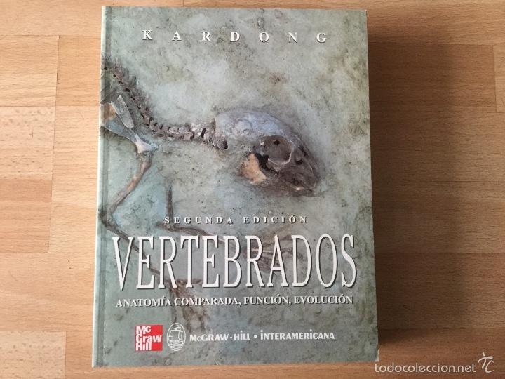 vertebrados. - Comprar Libros antiguos de biología y botánica en ...