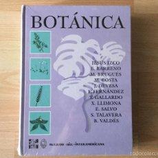 Libros antiguos: BOTÁNICA. Lote 60274307