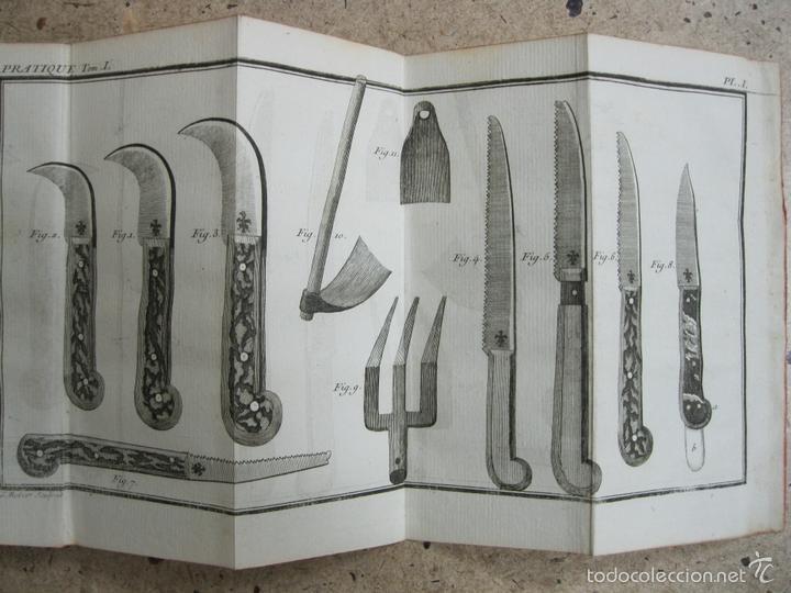 Libros antiguos: La practique du Jardinage.1774.Roger Schabol. Con diez grabados - Foto 6 - 60682227