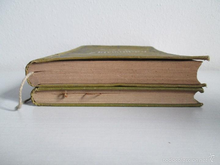 Libros antiguos: AGRICULTURA Y TECNICA AGRICOLA INDUSTRIAL. PRIMERA Y SEGUNDA PARTE. REQUEJO Y TORTOSA. - Foto 4 - 61012467