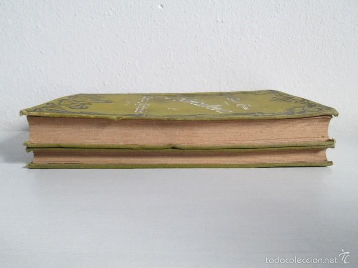 Libros antiguos: AGRICULTURA Y TECNICA AGRICOLA INDUSTRIAL. PRIMERA Y SEGUNDA PARTE. REQUEJO Y TORTOSA. - Foto 5 - 61012467