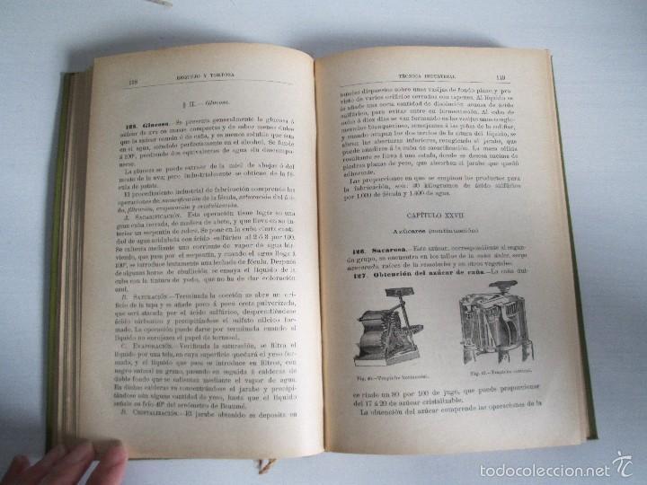Libros antiguos: AGRICULTURA Y TECNICA AGRICOLA INDUSTRIAL. PRIMERA Y SEGUNDA PARTE. REQUEJO Y TORTOSA. - Foto 33 - 61012467