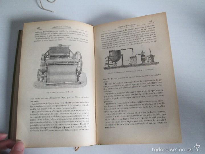 Libros antiguos: AGRICULTURA Y TECNICA AGRICOLA INDUSTRIAL. PRIMERA Y SEGUNDA PARTE. REQUEJO Y TORTOSA. - Foto 34 - 61012467