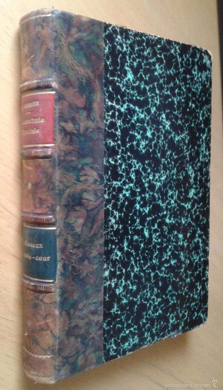 TRAITÉ DE ZOOTECHNIE SPÉCIALE- CH. CORNEVIN - PARÍS 1895 (Libros Antiguos, Raros y Curiosos - Ciencias, Manuales y Oficios - Bilogía y Botánica)