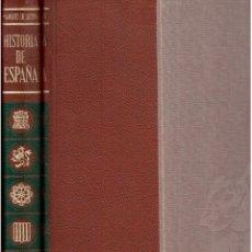 Libros antiguos: HISTORIA DE ESPAÑA TOMO II. Lote 63786231