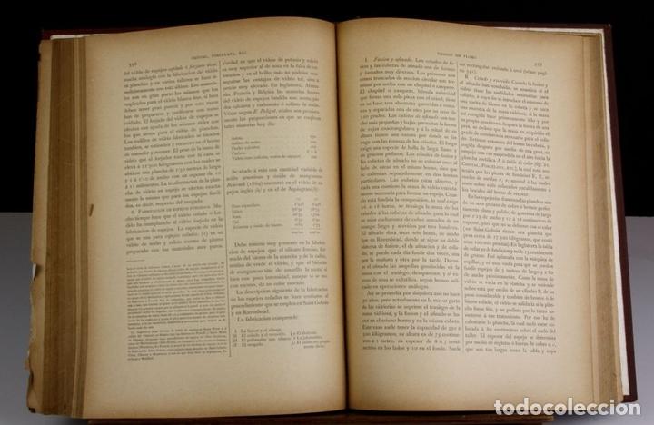 Libros antiguos: 8140 - QUÍMICA (INDUSTRIAL Y AGRÍCOLA). TOMOS I Y II(VER DESCRIP). EDIT. J. NACENTE. S/F. - Foto 6 - 64656627