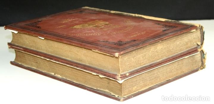 Libros antiguos: 8140 - QUÍMICA (INDUSTRIAL Y AGRÍCOLA). TOMOS I Y II(VER DESCRIP). EDIT. J. NACENTE. S/F. - Foto 7 - 64656627