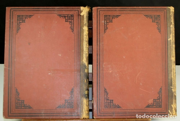 Libros antiguos: 8140 - QUÍMICA (INDUSTRIAL Y AGRÍCOLA). TOMOS I Y II(VER DESCRIP). EDIT. J. NACENTE. S/F. - Foto 9 - 64656627