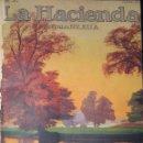 Libros antiguos: REVISTA DE AGRICULTURA `LA HACIENDA´ EN ESPAÑOL. UN TOMO CON EL AÑO 1916 COMPLETO.. Lote 64934867