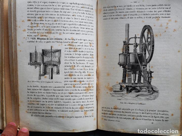 Libros antiguos: ELEMENTOS DE FÍSICA ESPEREMIENTAL – D. VICENTE RUBIO Y DIAZ – CADIZ AÑO 1882 - Foto 9 - 65074651