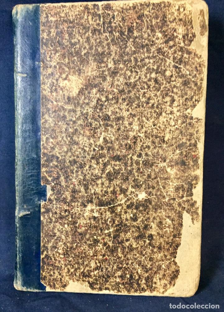 TABLAS DE LOS LOGARITMOS VULGARES DE 1 A 20000 21ª ED FFS S XIX VAZQUEZ QUEIPO 20X13CMS (Libros Antiguos, Raros y Curiosos - Ciencias, Manuales y Oficios - Física, Química y Matemáticas)