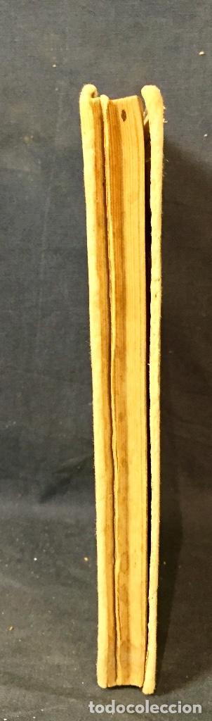 Libros antiguos: TABLAS DE LOS LOGARITMOS VULGARES DE 1 A 20000 21ª ED FFS S XIX VAZQUEZ QUEIPO 20X13CMS - Foto 5 - 66447058