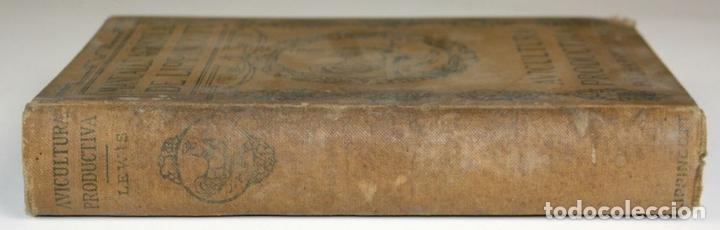 Libros antiguos: 8236 - AVICULTURA PRODUCTIVA. HARRY R. LEWIS. EDIT. J. B. LIPPINCOTT COMPANY. S/F. - Foto 5 - 68239769