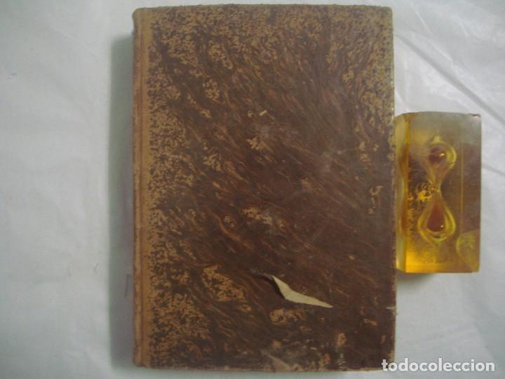 Libros antiguos: M.POUIITLET, ELEMENTOS DE FÍSICA EXPERIMENTAL. 1841. MULTITUD DE GRABADOS. FOLIO. - Foto 2 - 69006677