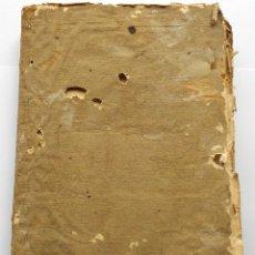 Libros antiguos: GÉNEROS Y ESPECIES DE PLANTAS DEMOSTRADAS EN LAS LECCIONES PÚBLICAS DEL AÑO DE 1802 - CAVANILLES. Lote 69577629
