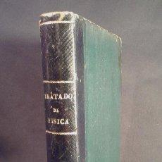 Libros antiguos: TRATADO DE FÍSICA. TOMO II. ESTADOS DE LOS CUERPOS. O.D. CHWOLSON. 1916.. Lote 70392933