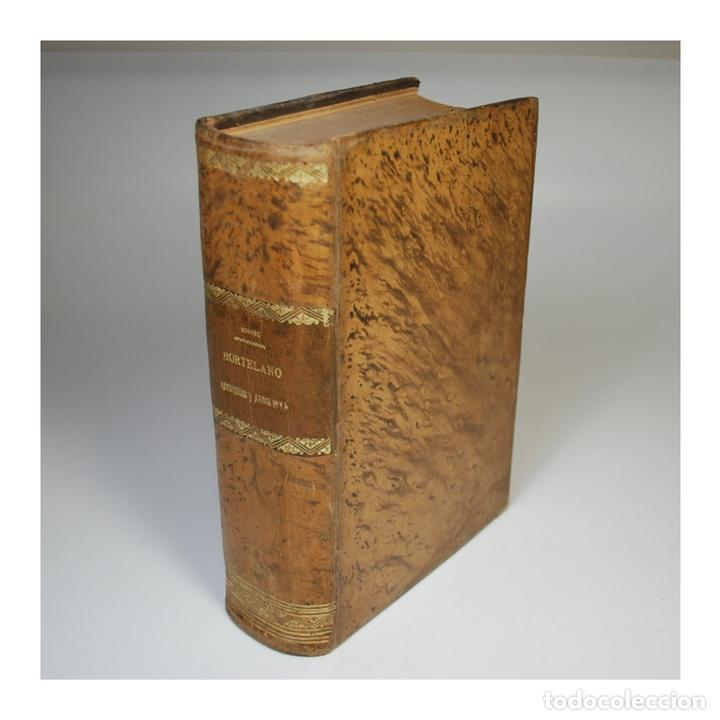 Libros antiguos: GUIA DEL JARDINERO Y ARBOLISTA (1885) - BALBINO CORTÉS Y MORALES - Foto 4 - 58128000