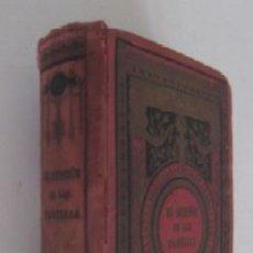 Libros antiguos: EL BUFFON DE LAS FAMILIAS - HISTORIA Y DESCRIPCION DE LOS ANIMALES. Lote 71775691
