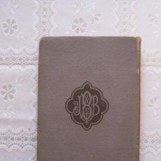 Libros antiguos: FORMULAIRE DES STATIONS D´HIVER ET DES STATIONS D´ETÉ. BAILLIERE ET FILLS, PARÍS 1895.. Lote 72911207