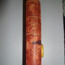 Libros antiguos: ANALES DE LA S.E. DE FISICA Y QUIMICA TOMO XVIII DE 1920- IMPRENTA DE EDUARDO ARIAS- MADRID. Lote 73549811