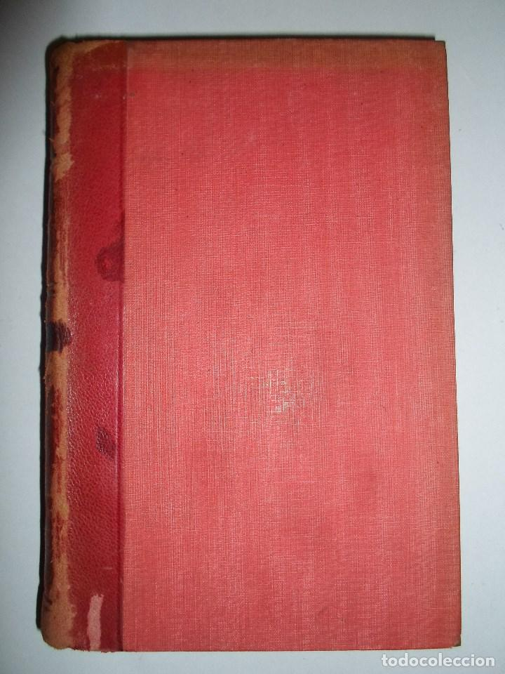 Libros antiguos: ANALES DE LA S.E. DE FISICA Y QUIMICA TOMO XVIII DE 1920- IMPRENTA DE EDUARDO ARIAS- MADRID - Foto 3 - 73549811