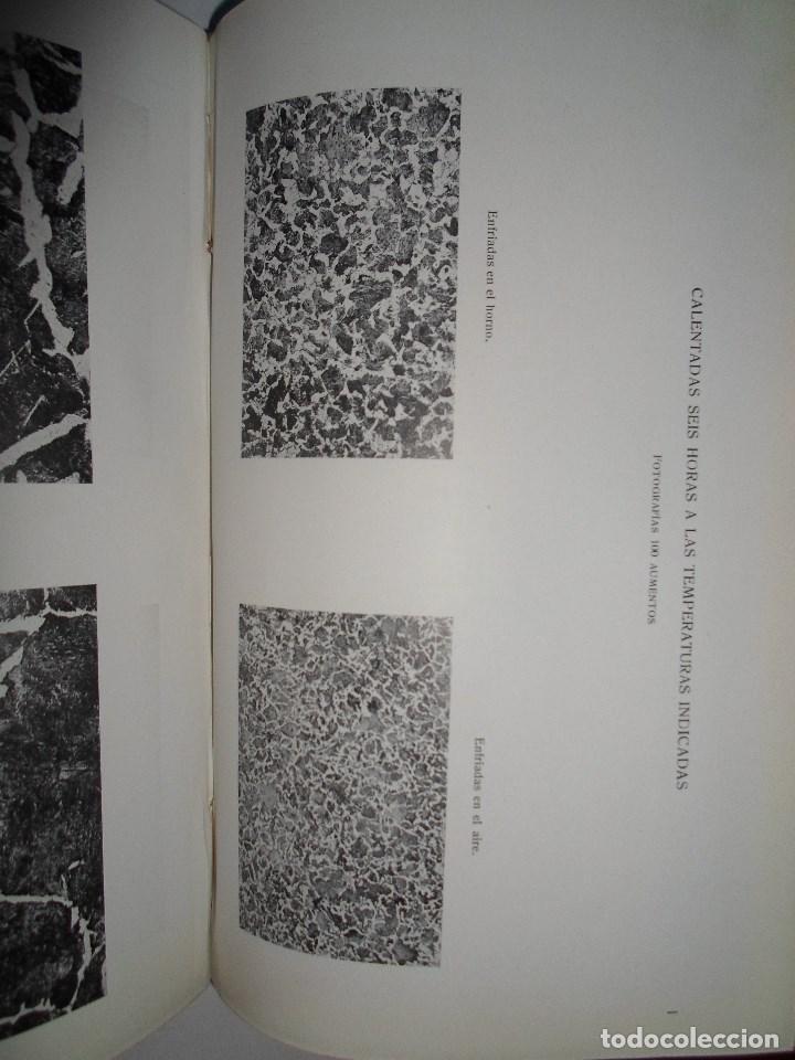 Libros antiguos: ANALES DE LA S.E. DE FISICA Y QUIMICA TOMO XVIII DE 1920- IMPRENTA DE EDUARDO ARIAS- MADRID - Foto 15 - 73549811