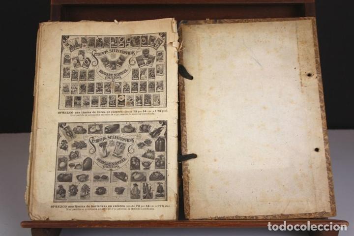 Libros antiguos: 8330 - GUÍA DEL HORTICULTOR. JUAN NONELLS FEBRÉS. SIGLO XX. - Foto 5 - 73982379