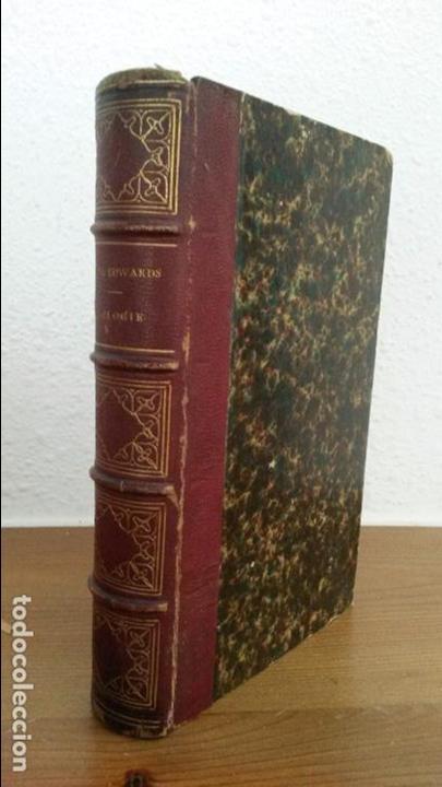 ZOOLOGIE. M. MILNE EDWARDS. COURS ELEMENTAIRE D`HISTOIRE NATURELLE. PARIS 1858. EN FRANCES (Libros Antiguos, Raros y Curiosos - Ciencias, Manuales y Oficios - Paleontología y Geología)