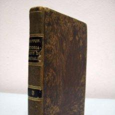 Alte Bücher - BUFFON - OBRAS COMPLETAS. TOMO XI. BARCELONA, 1841. - 76379635