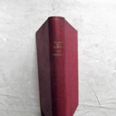 Libros antiguos: MOEURS DES INSECTES J.H. FABRE. Lote 77822941