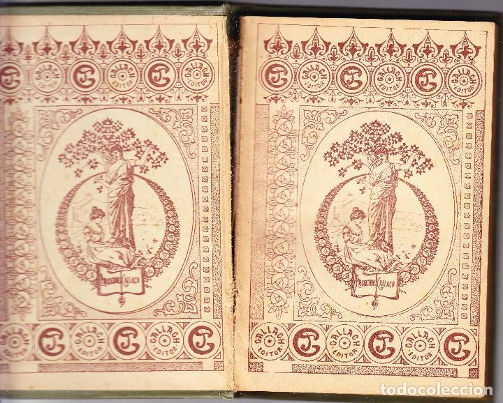 Libros antiguos: ANALISIS QUIMICO XIX - TRATADO ELEMENTAL - J CASARES Y GIL - MANUALES GALLACH - Foto 2 - 78329109