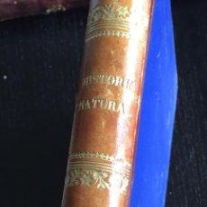 Libros antiguos: ANTIGUO TOMO III DE LA CREACIÓN HISTORIA NATURAL - AVES 1873 - JUAN VILANOVA Y PIERA - IMPRESIONANTE. Lote 78429337