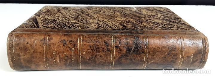 COURS DE PHYSIQUE ÉLÉMENTAIRE. P. A. DAGUIN. EDIT. F. TANDOU. 1863. (Libros Antiguos, Raros y Curiosos - Ciencias, Manuales y Oficios - Física, Química y Matemáticas)