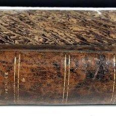 Libros antiguos: COURS DE PHYSIQUE ÉLÉMENTAIRE. P. A. DAGUIN. EDIT. F. TANDOU. 1863.. Lote 79136417