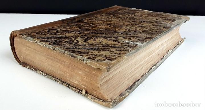 Libros antiguos: COURS DE PHYSIQUE ÉLÉMENTAIRE. P. A. DAGUIN. EDIT. F. TANDOU. 1863. - Foto 6 - 79136417