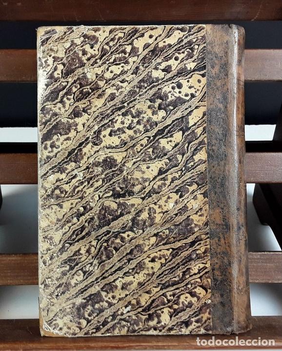 Libros antiguos: COURS DE PHYSIQUE ÉLÉMENTAIRE. P. A. DAGUIN. EDIT. F. TANDOU. 1863. - Foto 7 - 79136417