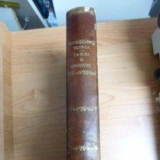 Libros antiguos: TABLES DE LOGARITHMES A SEPT DÉCIMALES, L.SCHRÖN, PARIS GAUTHIER VILLARS ET CIE. Lote 81112608