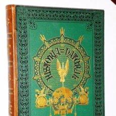 Libros antiguos: LA CREACIÓN. HISTORIA NATURAL. TOMO IX.- MINERALOGÍA, GEOLOGÍA Y PALEONTOLOGÍA. . Lote 81150064