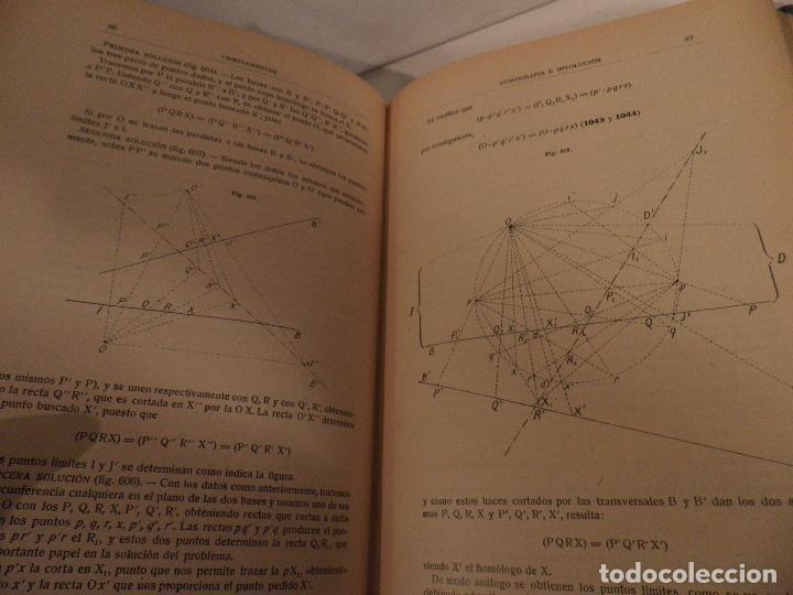 Libros antiguos: GEOMETRIA-ORTEGA Y SALA-TOMO SEGUNDO-RD HERNANDO-1928 - Foto 7 - 82516176