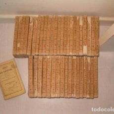 Alte Bücher - BUFFON, CUVIER. Obras Completas de Buffon. 42 TOMOS. RMT79792. - 82637756