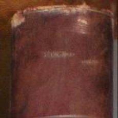 Libros antiguos: GILBERT, PH: COURS DE MECANIQUE ANALYTIQUE.PARTIE ÉLÉMENTAIRE. TROSIÈME ÉDITION. 1891. Lote 83527688