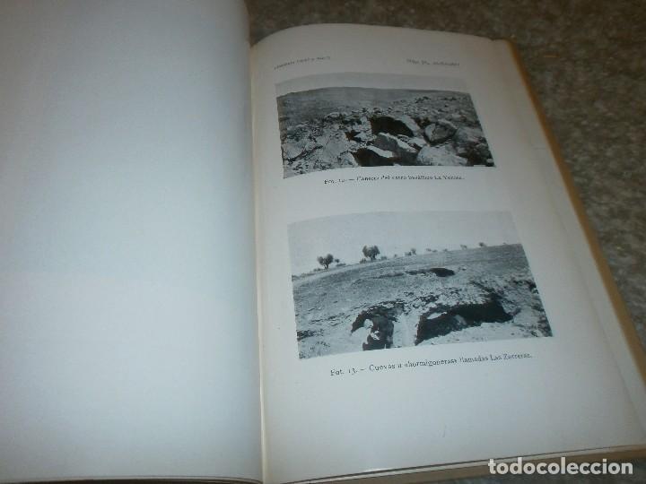 Libros antiguos: Mapa geológico de España Almagro Instituto Geológico y minero de España Memoria Explicativa 1935 - Foto 3 - 85219660