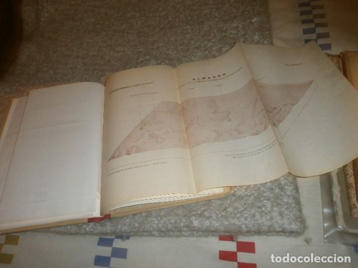 Libros antiguos: Mapa geológico de España Almagro Instituto Geológico y minero de España Memoria Explicativa 1935 - Foto 7 - 85219660